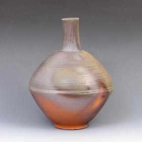 唐津南蛮くわい形瓶