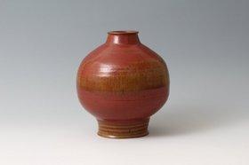 4 アセロ釉壷