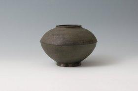5 アセロ釉壷